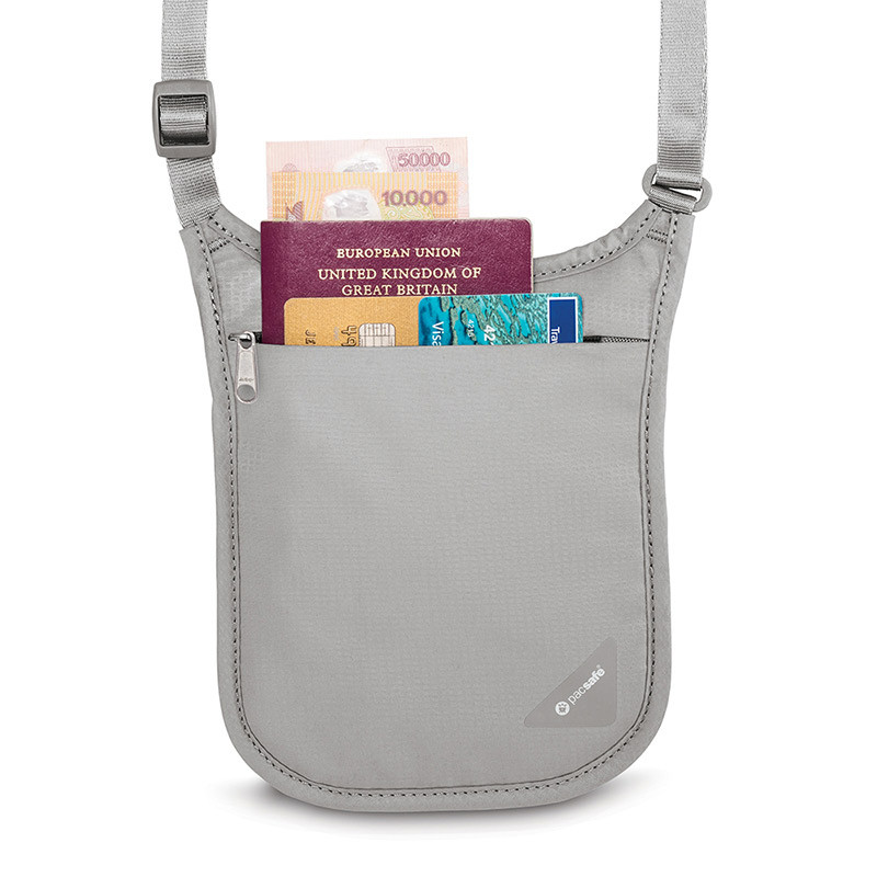 8401c7a54eee Coversafe V75 RFID Blocking Neck Pouch