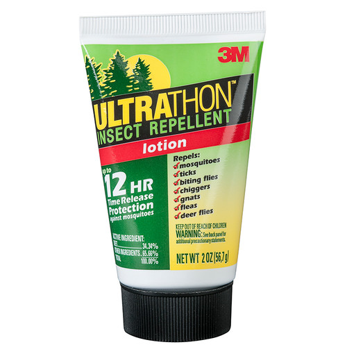 Ultrathon 12 hour insect repellent lotion.