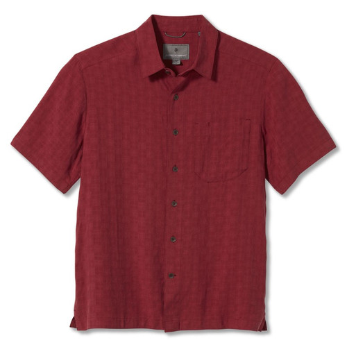 San Juan dry short sleeve in tomato
