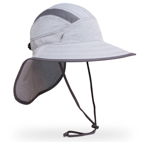 Get UPF 50+ sun protection for your neck, face, and ears with the Ultra Adventure Hat