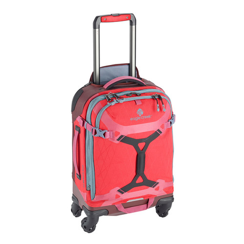 Gear warrior 4-wheel international carry on in coral sunset
