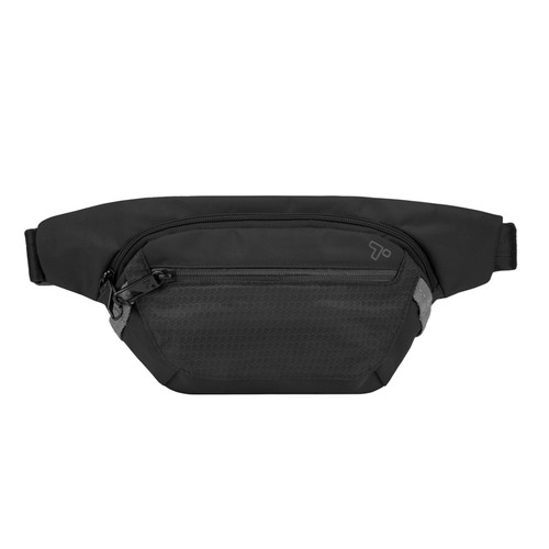 anti-theft waist pack front view