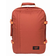 Classic CabinZero 44 Liter luggage - front view in serengheti sunrise