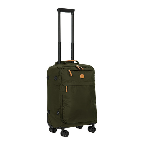 Bric's X-Bag carry on in olive