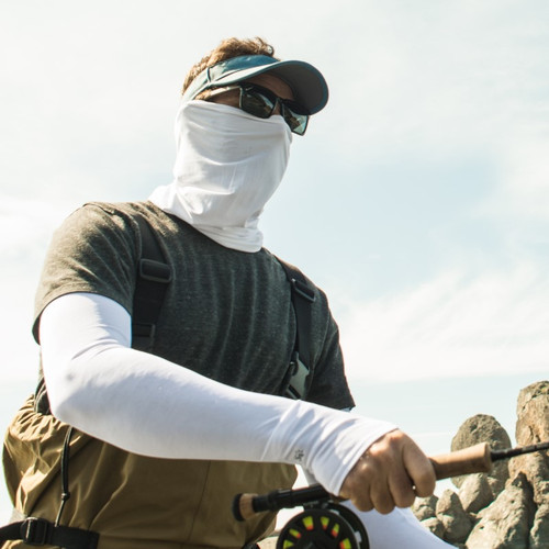 UV cool shield neck gaiter