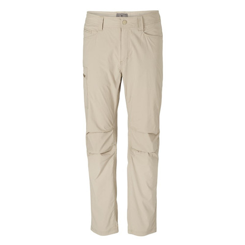 Men's active traveler stretch pant in khaki