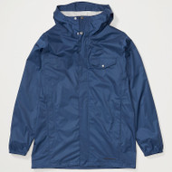 Men's Lagoa rain jacket in navy