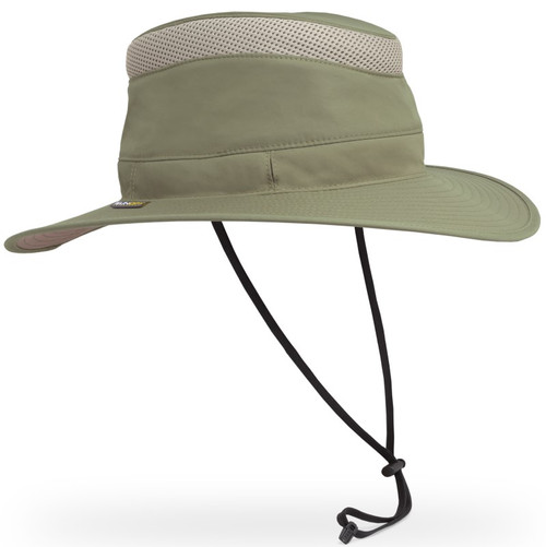 Charter hat in chaparral