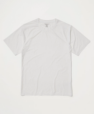 Men's Give-N-Go crew neck tee shirt in white