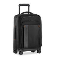 domestic carry-on in black
