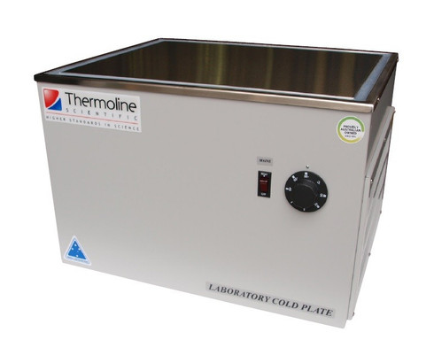 Low Temperature Cold Plates with Rapid Cool Down Control