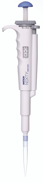 Variable Volume Single Channel pipettor, NEXTY, 100~1000ul