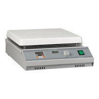 Digital Temperature Control Hotplate with Magnetic Stirrer, Max 380°C, 300x300mm Plate