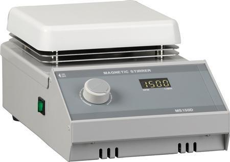 Digital Magnetic Stirrer, 180x180mm Plate