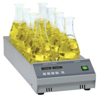 Digital Magnetic Stirrer, 8 Point, 210x470mm Plate