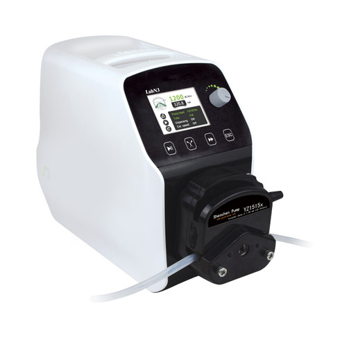 Standard N Series Peristaltic Pump, 0.00166 - 6000ml/min Max (LABN SERIES)