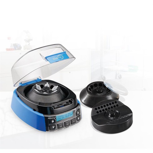 Gusto® High-Speed Mini Centrifuge, 12 Place 12,500 Rpm