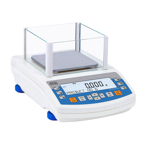 Precision Balances, Touch Pad, 200g to 6kg @ 0.01g (PS.R2)