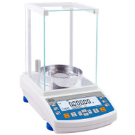 Analytical Balance, Touch Pad, 60g @ 0.00001g/220g @ 0.0001g (AS 60/220.R2)