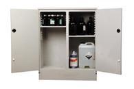 Corrosive Substance Storage Cabinet, Polyethylene, 160 Litres