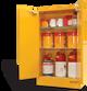 Flammable Liquid Storage Cabinet, Steel, 250 Litres