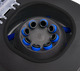 Micro Hematocrit Centrifuge with Capillary Tube Rotor