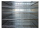 High Air Flow Macadamia Nut Drying Oven Inside Shelves