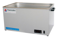 Heated Water Bath with Built in Circulator and Digital Temperature Control, 24 Litres (With Free Gable Lid)