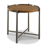 Broomfield Side Table  - Deguise Interiors Charleston SC