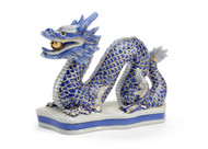Blue Dragon - Deguise Interiors Charleston SC