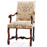 Renie Arm Chair - Deguise Interiors Charleston SC