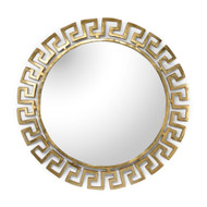 Athena Mirror, Large - Deguise Interiors Charleston SC