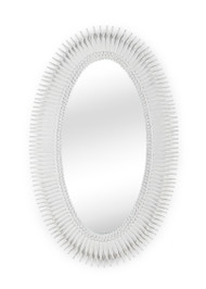 Lucius Mirror - White - Deguise Interiors Charleston SC