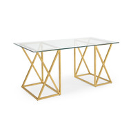 Gilt Desk - Gold