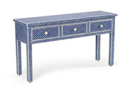 New London Console - Blue