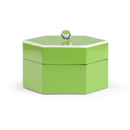 Green Covered Box