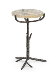 Bronze Twig Side Table
