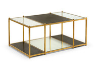 Directoire Coffee Table - Black