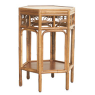 Indochine End Table - Deguise Interiors Charleston SC