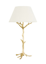 Sprig's Promise Lamp - Gold