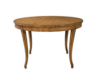 Biedermeier Extension Table - Deguise Interiors Charleston SC