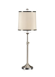 Adjustable Table Lamp - Brushed Nickel