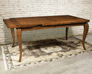 French Draw Leaf Table - Deguise Interiors Charleston SC