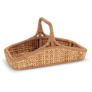 Sweater Weave Wildflower Basket - Deguise Interiors Charleston SC