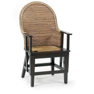 Orkney Spoon Arm Dining Chair - Deguise Interiors Charleston SC