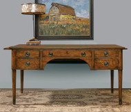 French Cherry Desk - Deguise Interiors Charleston SC
