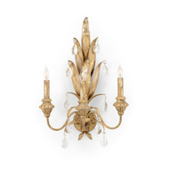 Franklin Sconce - Deguise Interiors Charleston SC