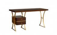 Logan Desk - Deguise Interiors Charleston SC