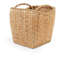 Sweater Weave Vineyard Basket - Deguise Interiors Charleston SC