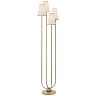 Montreuil Floor Lamp - Deguise Interiors Charleston SC
